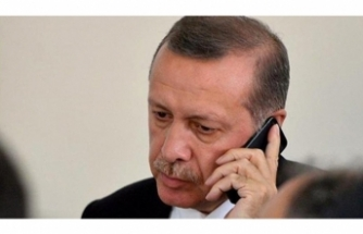Cumhurbaşkanı Erdoğan'a Iraklı mevkidaşından taziye