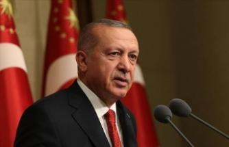 Cumhurbaşkanı Erdoğan: Türkiye her türlü tehdidi bertaraf edebilecek güce sahiptir