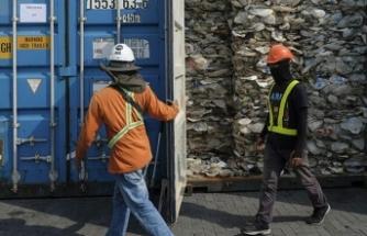 Kamboçya'da 83 konteyner plastik atık ele geçirildi