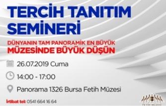 Osmangazi'den YKS tercih desteği
