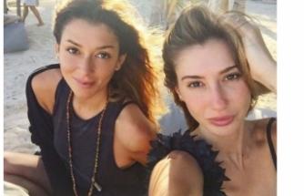 Şeyma Subaşı'nın arkadaşı Selda Car'dan cesur hamile pozu