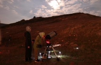 Uludağ'da dolu dolu bilim festivali