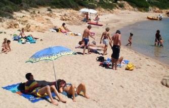 40 kilo plaj kumu 'çalan' çifte 6 yıl hapis şoku