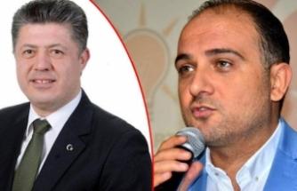 AK Partili iki milletvekili kaza geçirdi