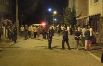 Bursa'da acı haber! 'Tavuk alma' cinayetinin görüntüleri ortaya çıktı