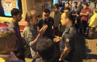 Bursa'da tavuk alma eğlencesi kanlı bitti