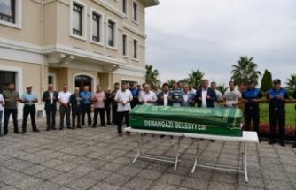 Bursa Osmangazi Belediyesi'nin acı günü