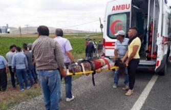 Minibüs ile TIR çarpıştı: Ölü ve yaralılar var...