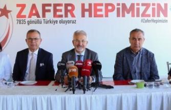 Nilüfer'de30 Ağustos'ta dev Türkiye haritası oluşturulacak