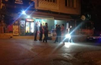 Pompalı tüfekle market bastı: 1 ağır yaralı