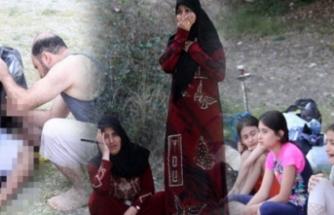 Yürek dayanmaz! Öldüğüne inanamadıkları çocuklarına kalp masajı yaptılar!