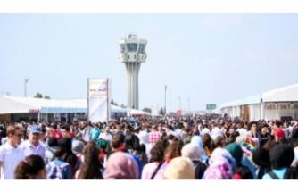 2 günde 250 bin kişi ziyaret etti
