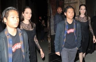 Angelina Jolie'nin uykuları oğlu yüzünden kaçıyor