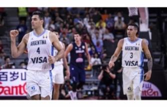 Arjantin, Sırbistan'ı devirdi