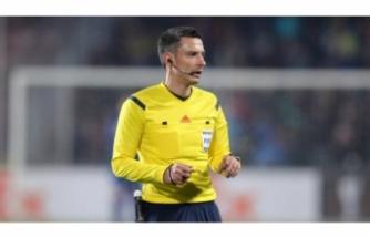 Brugge-Galatasaray maçını yönetecek hakem belli oldu!