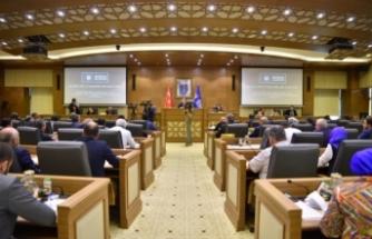 Bursa'da meclis toplantılarında yeni dönem!