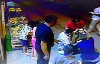Bursa'da yola fırlayan çocuk ölümden döndü!