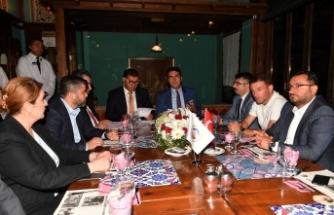 Bursa Belediyeler Birliği'nden yeni dönem planlaması