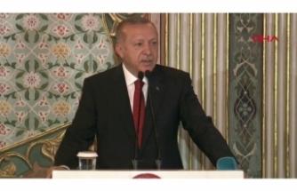 Cumhurbaşkanı Erdoğan'ndan önemli açıklamalar