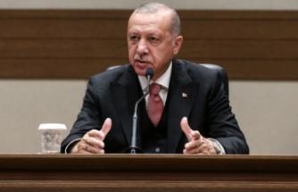 Cumhurbaşkanı Erdoğan: Patriot masadan kalkmış değil