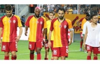 Galatasaray'da 2 eksik