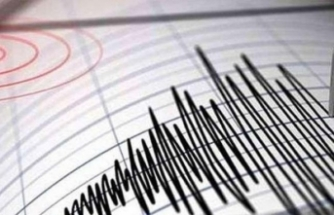 İzmir'de 3.2 büyüklüğünde deprem
