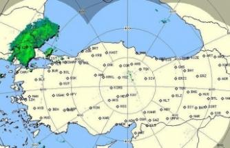 Meteorolojiden sağanak yağış uyarısı yapıldı