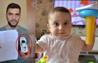 Öykü bebeğe yönelik şiddeti, oyuncak arabadaki ses cihazı ortaya çıkardı