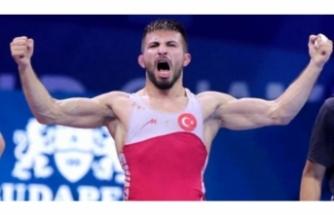 Süleyman Atlı, Dünya Güreş Şampiyonası'nda finalde