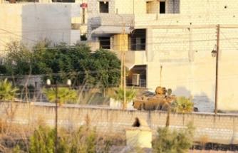 30-35 kilometreye inildi... M-4 tamam Tel Abyad yakın