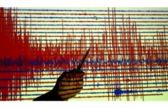 Akdeniz açıklarında 4.3'lük deprem!