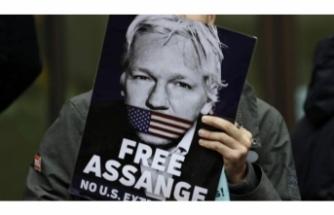 Assange'ın talebi reddedildi!