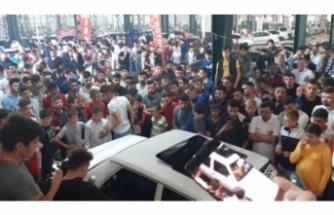 Bursa'da modifiye araç şöleni
