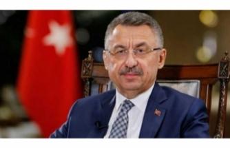 Fuat Oktay: Türkiye kararlılığını dünyaya göstermiştir