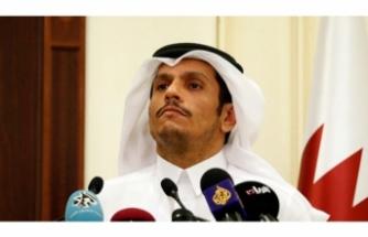 Katar'dan tam destek!