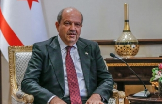 KKTC Başbakanı Tatar'dan Barış Pınarı Harekatı açıklaması