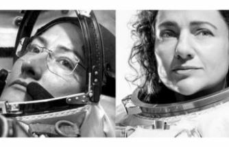 NASA'da tarihi an! Kadın ekip başardı