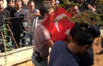 Nusaybin'de HDP milletvekillerine vatandaştan tepki!