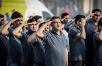 PTT çalışanlarından harekata anlamlı destek