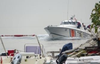 Bursa'da hareketli saatler! Denizin ortasında fenalaşan balıkçı...