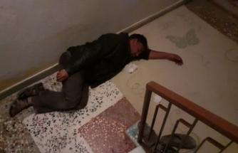Bursa'da hırsızlık! Kanlar içerisinde yakalandı