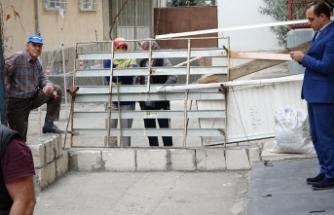 Bursa'da şaka gibi olay! Yolu telle çevirip kapatmıştı...