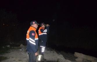 Bursa İznik'te göle açılan doktor kayboldu