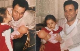 Ezo Sunal'dan duygulandıran paylaşım: Tüm Türkiye ile birlikte kutluyoruz doğum gününü