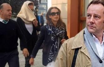 Ölü bulunan İngiliz ajanın eşi Asayiş Şube'de
