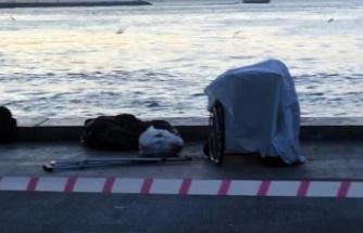 Şoke eden ölüm! Denizi izlerken hayatını kaybetti