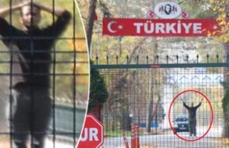 Türkiye sınır dışı etti, Yunanistan kabul etmeyince böyle arada kaldı...