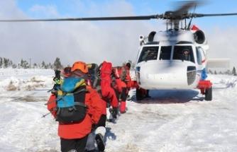 8 soruda Uludağ'da kaybolan dağcılar