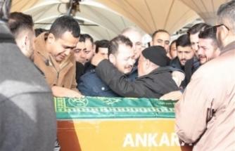 Ankara'da okulda ölen Mert toprağa verildi! Annesi 'Sen ne yaptın Mert' diye gözyaşı döktü