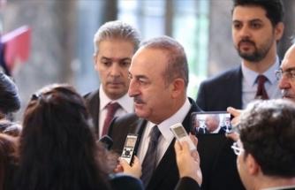 Bakan Çavuşoğlu: Libya ile askeri ve güvenlik anlaşmalarımız geçmişte de var
